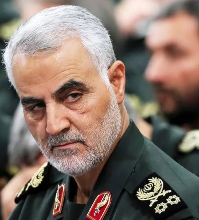 Image result for iranian general killed